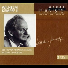 Great Pianists of the 20th Century, Volume 57: Wilhelm Kempff III by Various Artists