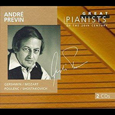 Great Pianists of the 20th Century, Volume 80: André Previn by Various Artists