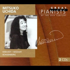 Great Pianists of the 20th Century, Volume 95: Mitsuko Uchida by Various Artists