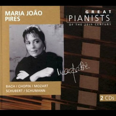 Great Pianists of the 20th Century, Volume 76: Maria João Pires by Various Artists