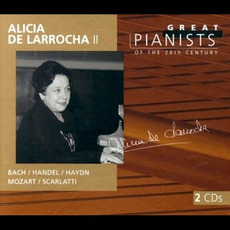 Great Pianists of the 20th Century, Volume 63: Alicia de Larrocha II by Various Artists