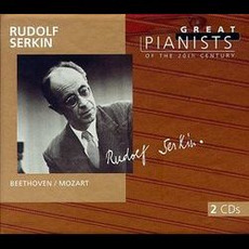 Great Pianists of the 20th Century, Volume 90: Rudolf Serkin by Various Artists