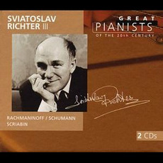 Great Pianists of the 20th Century, Volume 84: Sviatoslav Richter III mp3 Compilation by Various Artists