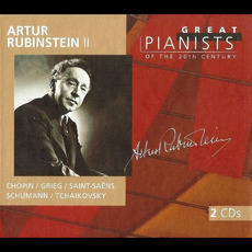 Great Pianists of the 20th Century, Volume 86: Artur Rubinstein II by Various Artists
