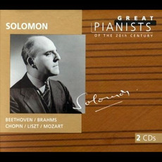 Great Pianists of the 20th Century, Volume 92: Solomon mp3 Compilation by Various Artists