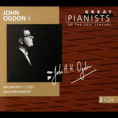 Great Pianists of the 20th Century, Volume 73: John Ogdon II by Various Artists