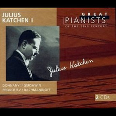 Great Pianists of the 20th Century, Volume 54: Julius Katchen II by Various Artists