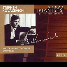 Great Pianists of the 20th Century, Volume 61: Stephen Kovacevich II by Various Artists