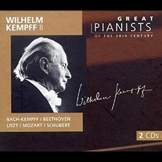 Great Pianists of the 20th Century, Volume 56: Wilhelm Kempff II mp3 Compilation by Various Artists
