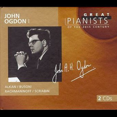 Great Pianists of the 20th Century, Volume 72: John Ogdon I mp3 Compilation by Various Artists