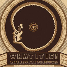 What It Is! Funky Soul and Rare Grooves mp3 Compilation by Various Artists
