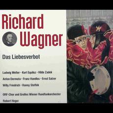 Die kompletten Opern: Das Liebesverbot by Richard Wagner