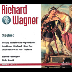 Die kompletten Opern: Siegfried mp3 Artist Compilation by Richard Wagner