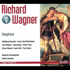 Die kompletten Opern: Siegfried by Richard Wagner