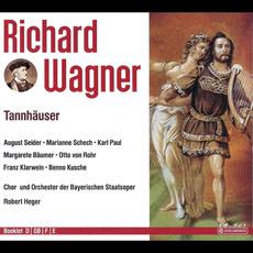 Die kompletten Opern: Tannhäuser by Richard Wagner