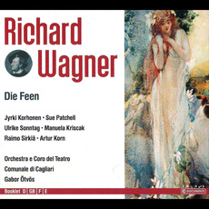 Die kompletten Opern: Die Feen mp3 Artist Compilation by Richard Wagner