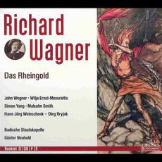 Die kompletten Opern: Das Rheingold by Richard Wagner