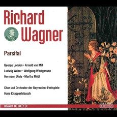 Die kompletten Opern: Parsifal mp3 Artist Compilation by Richard Wagner