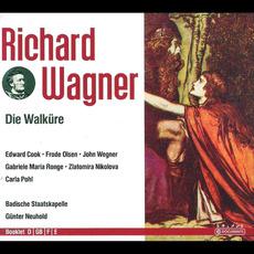 Die kompletten Opern: Die Walküre by Richard Wagner