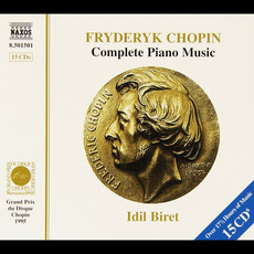 Complete Piano Music mp3 Artist Compilation by Frédéric Chopin