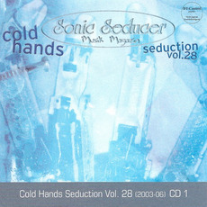 Sonic Seducer: Cold Hands Seduction, Volume 28 mp3 Compilation by Various Artists