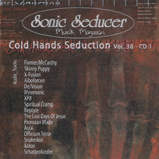 Sonic Seducer: Cold Hands Seduction, Volume 38 mp3 Compilation by Various Artists