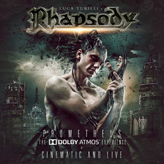 Prometheus: Cinematic and Live mp3 Live by Luca Turilli's Rhapsody