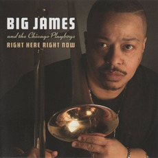 Right Here Right Now mp3 Album by Big James And The Chicago Playboys
