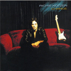 Change (Japanese Edition) mp3 Album by Richie Kotzen