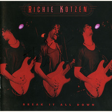 Break It All Down mp3 Album by Richie Kotzen