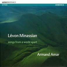 Songs From a World Apart mp3 Album by Lévon Minassian & Armand Amar