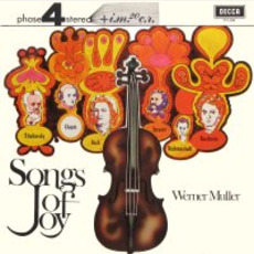 Songs Of Joy mp3 Album by Werner Müller And His Orchestra