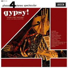 Gypsy! mp3 Album by Werner Müller And His Orchestra