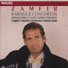 Baroque Concertos mp3 Compilation by Various Artists