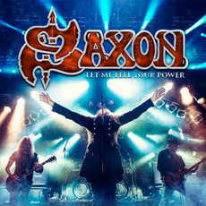 Let Me Feel Your Power by Saxon