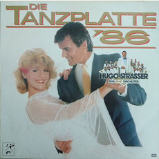 Die Tanzplatte '86 mp3 Album by Hugo Strasser