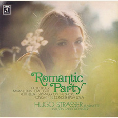Romantic party mp3 Album by Hugo Strasser Und Sein Tanzorchester