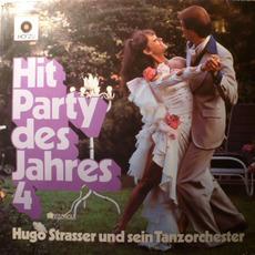 Hit Party des Jahres 4 mp3 Album by Hugo Strasser Und Sein Tanzorchester