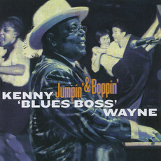 Jumpin' & Boppin' mp3 Album by Kenny 'Blues Boss' Wayne