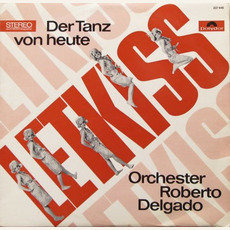 Letkiss mp3 Album by Roberto Delgado and His Orchestra