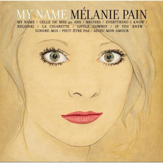 My Name mp3 Album by Mélanie Pain