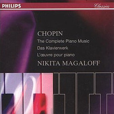The Complete Piano Music mp3 Artist Compilation by Frédéric Chopin