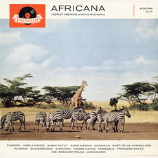Africana mp3 Album by Horst Wende