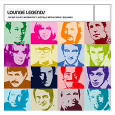 Lounge Legends mp3 Artist Compilation by Roberto Delgado