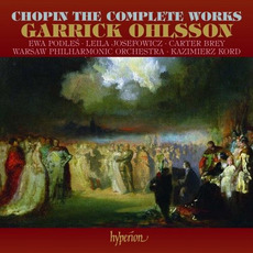 The Complete Works mp3 Artist Compilation by Fryderyk Chopin
