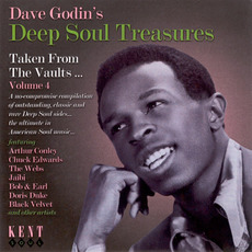 Dave Godin's Deep Soul Treasures Taken From the Vaults, Volume 4 mp3 Compilation by Various Artists