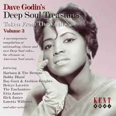 Dave Godin's Deep Soul Treasures Taken From the Vaults, Volume 3 mp3 Compilation by Various Artists