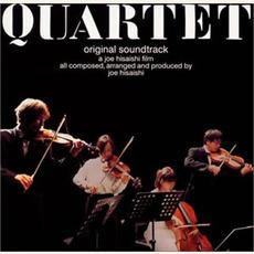 Quartet mp3 Soundtrack by Joe Hisaishi (久石譲)