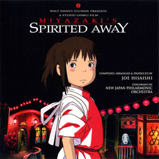 Spirited Away mp3 Soundtrack by Joe Hisaishi (久石譲)