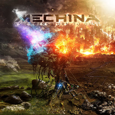 As Embers Turn to Dust mp3 Album by Mechina